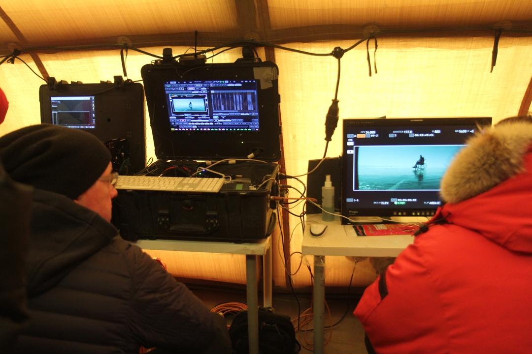 Премьера фильма «Лед» в Иркутске : как проходили съемки на Байкале