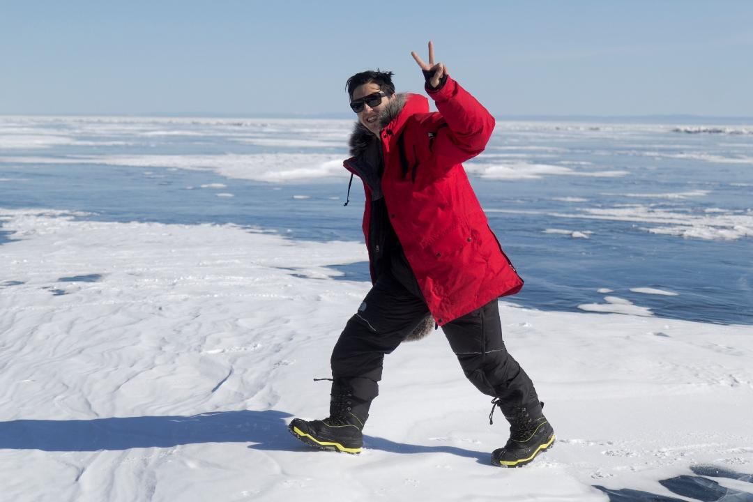 Премьера фильма «Лед» в Иркутске