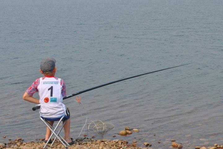 Детский турнир по рыбалке «Рыбич» пройдет на Ангаре