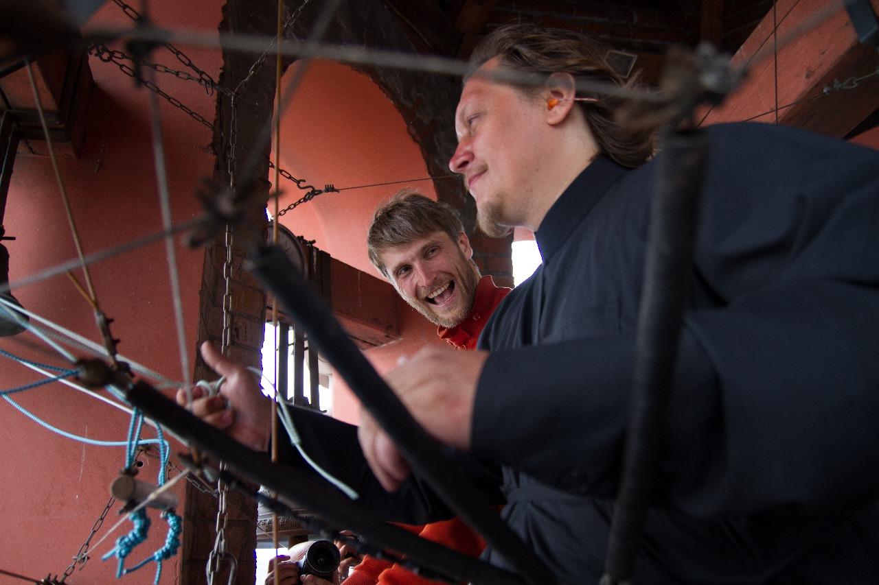 Фестиваль колокольного звона «Байкальский Благовест»