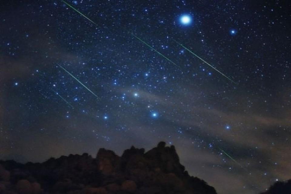 Персеиды 2018: иркутяне могут наблюдать метеорный дождь в ночь на 13 августа
