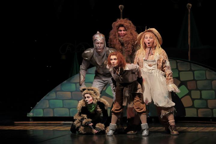 Гастроли Приморского театра в Иркутске: репертуар для детей и взрослых