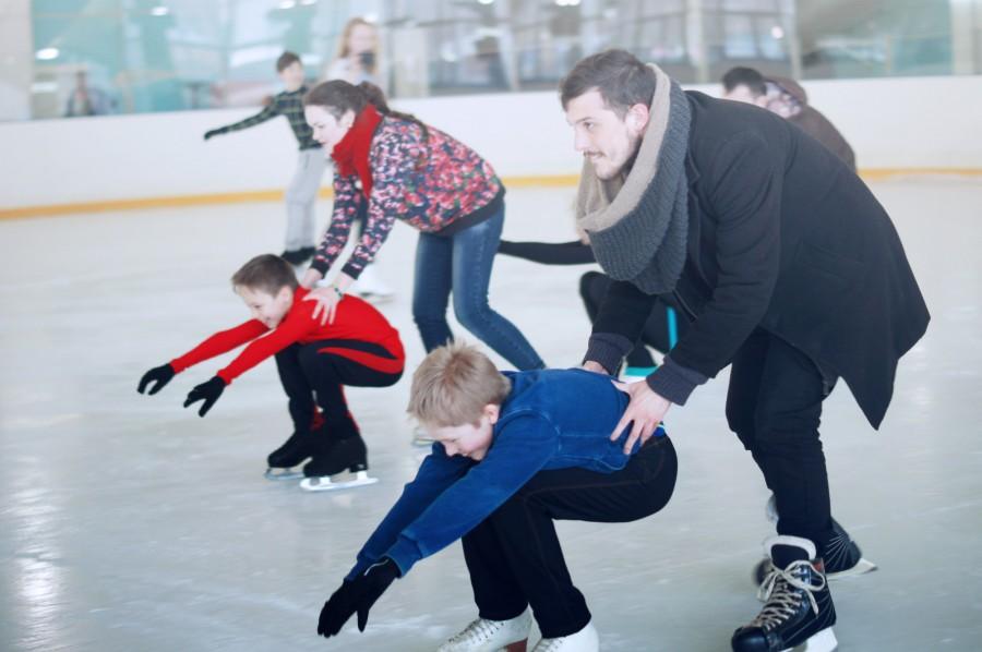 катание на коньках обучение картинки рассказал журналист, когда