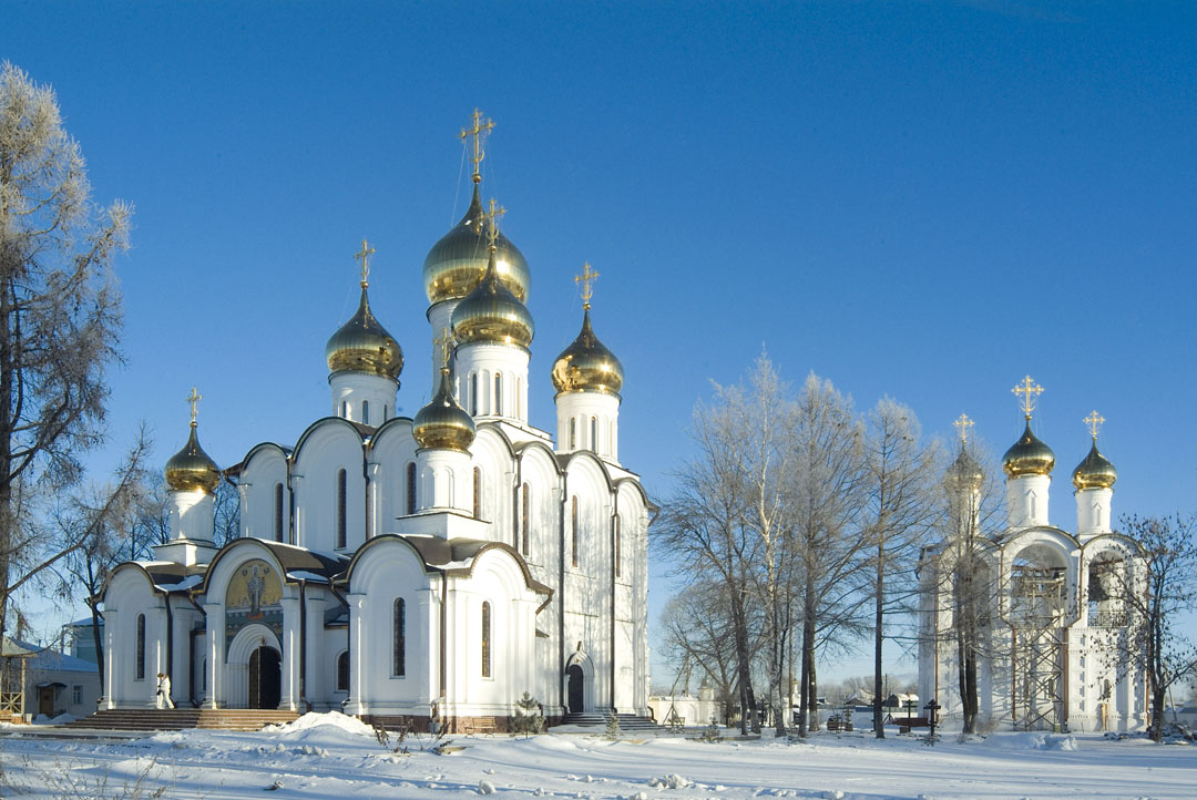 Golden Ring of Russia. Pereslavl — Zalessky