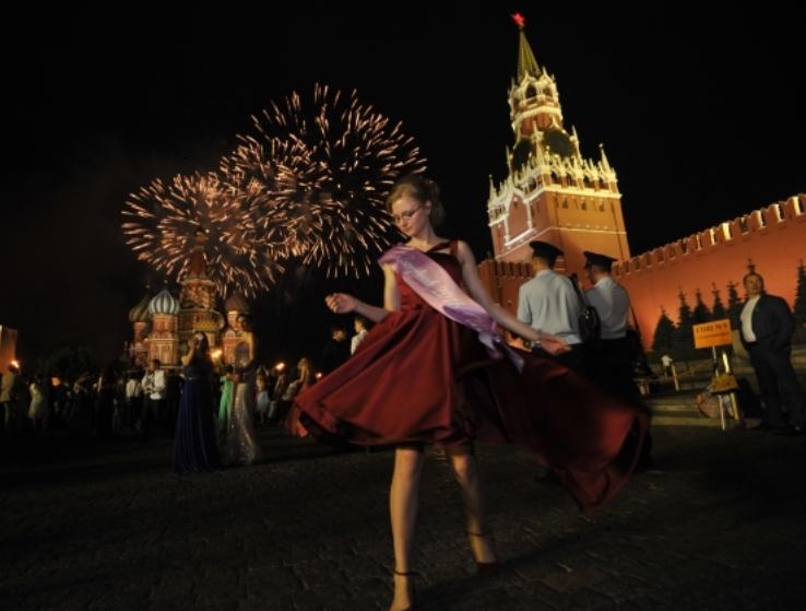 Выпускной в Кремле 2019 — программа и фото