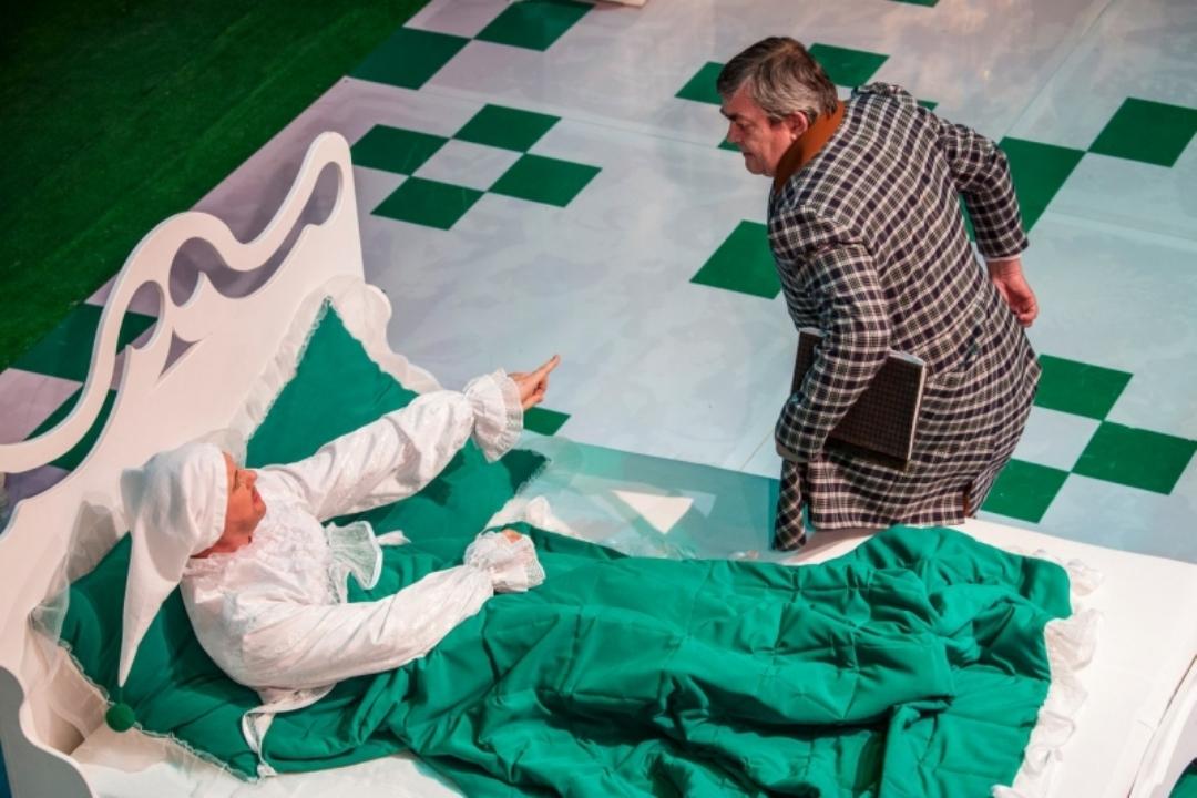 Репертуар Иркутского драмтеатра на апрель 2019: В день свадьбы, Касатка, Смертельный номер и новые декорации