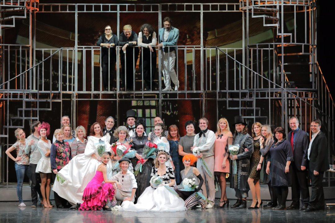 Репертуар музтеатра Иркутска на апрель 2019: Монте-Кристо, Сирано де Бержерак и Две королевы