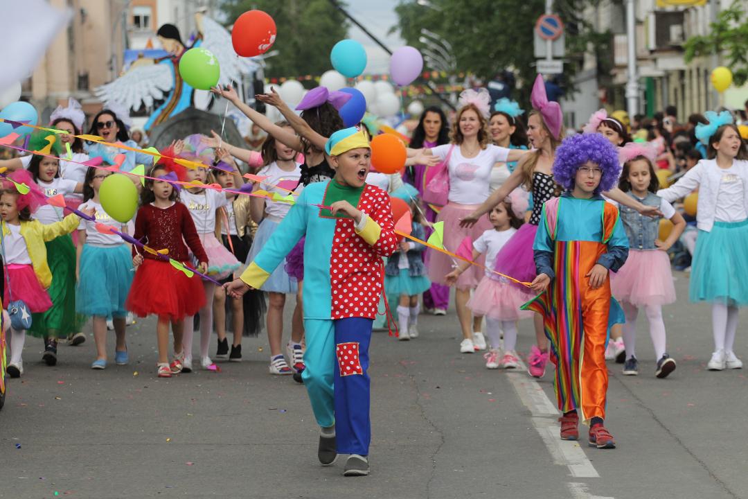 Карнавал в Иркутске 2019: как стать участником