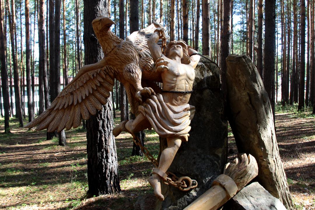 Лукоморье в Иркутске 2019: на фестивале деревянной скульптуры за победу будут бороться 28 команд