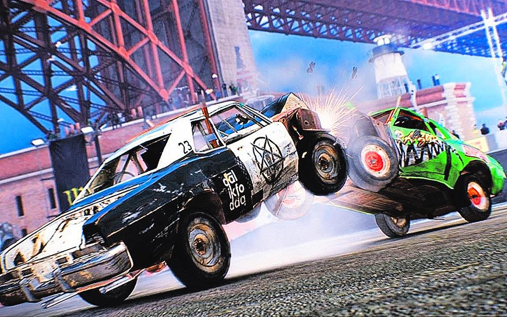 Картинки про гонки и машины