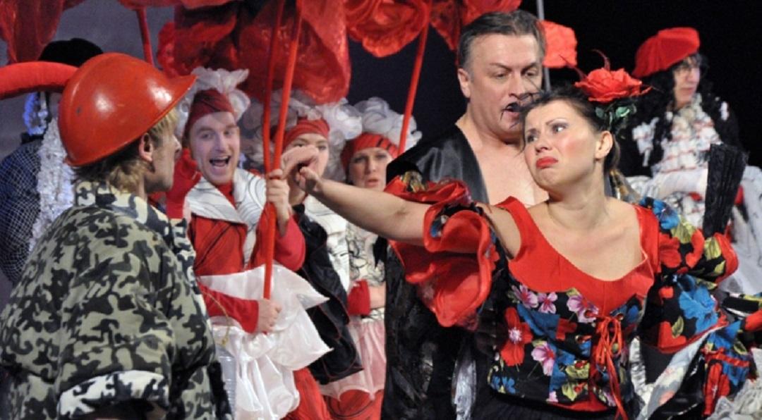 Репертуар драмтеатра Иркутска на июнь 2019: премьера, бэби-театр и гастроли Ивановского театра