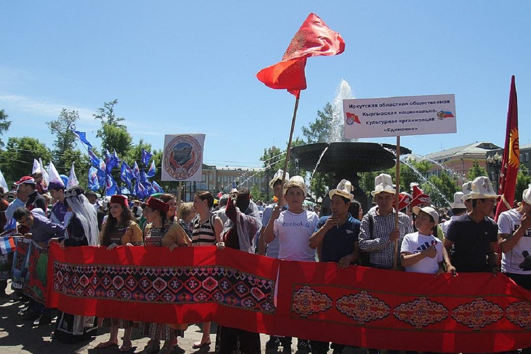 День России 2019 в Иркутске: фестиваль, забег, ярмарка и концерт