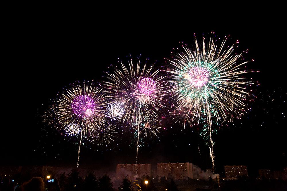 Фестиваль фейерверков пройдет вБратеевском парке ввыходные