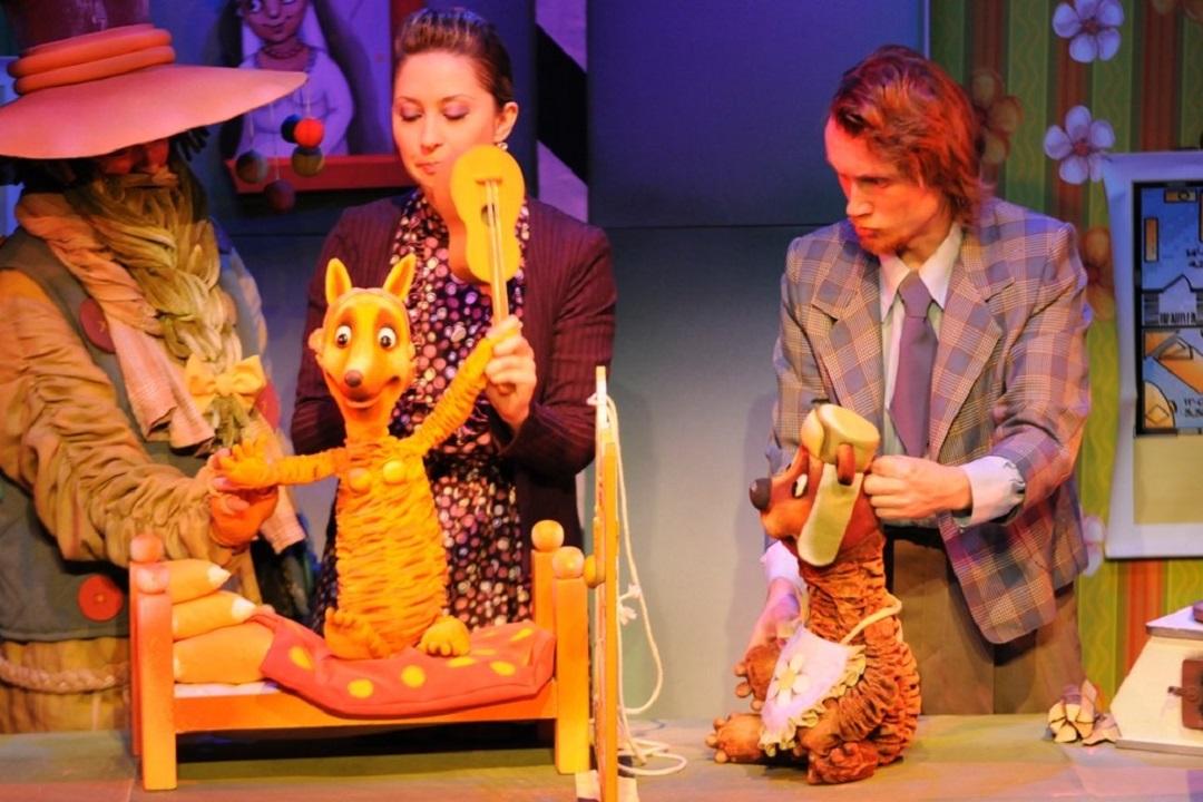 Спектакли в Театре кукол Иркутска в октябре 2019: постановки для детей и взрослых, артисты из других городов на сцене «Аистенка»