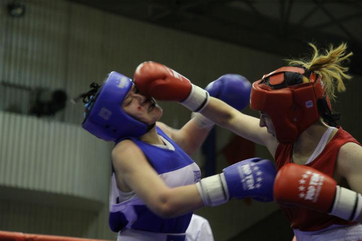 женский бокс в Иркутске