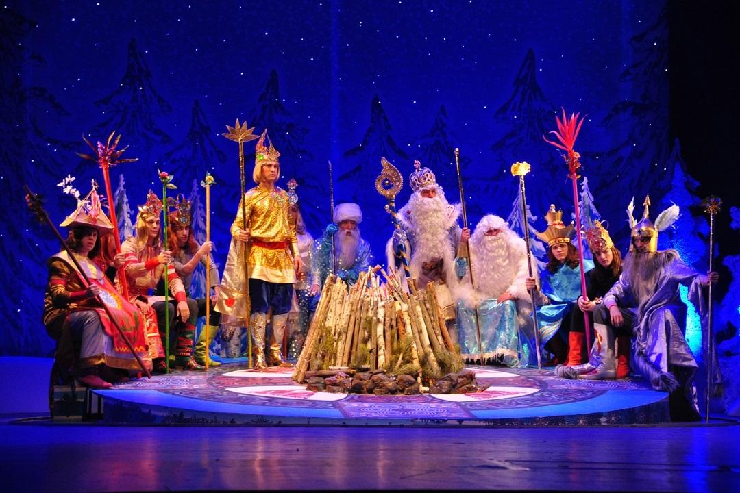 Новогодние спектакли в ТЮЗе Иркутска 2019-2020: Белоснежка, 12 месяцев и Снежная королева