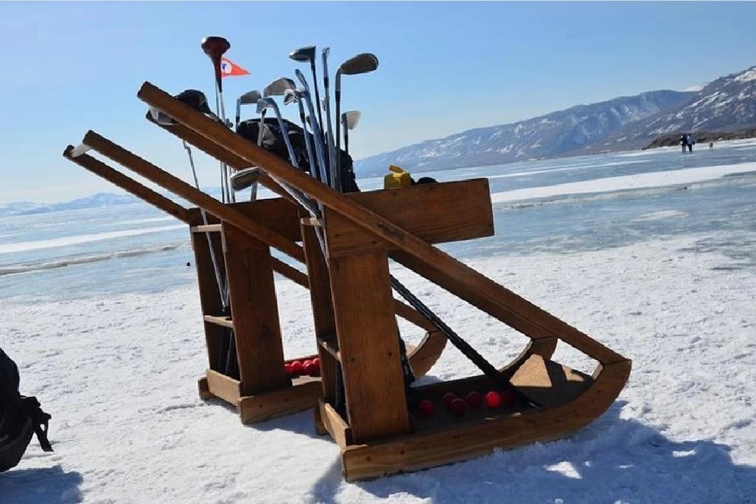 ICE GOLF 2020 - гольф на льду Байкала: Кубок Мира пройдет в марте
