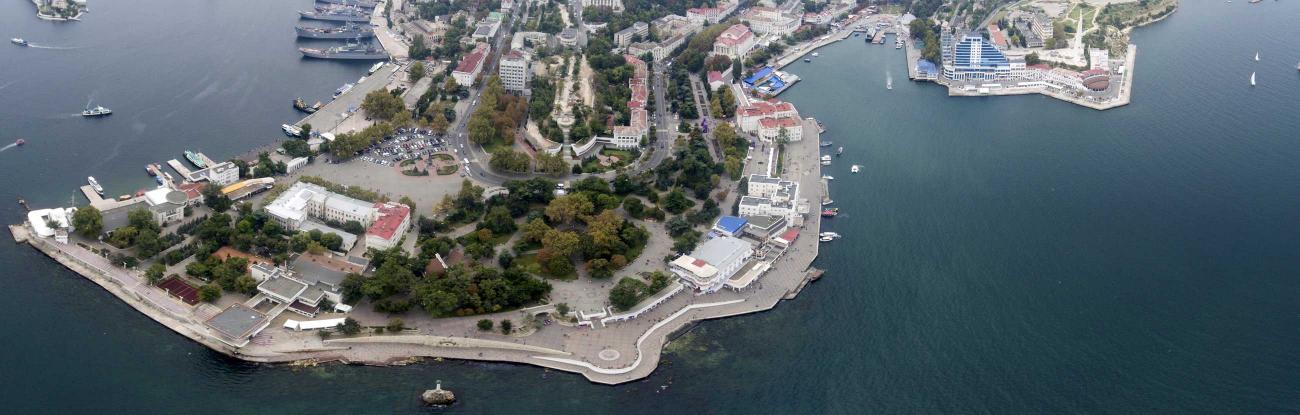 Украина оставила Севастополь без земли и имущества