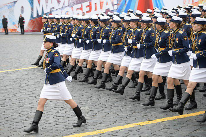 Парад Победы 9 мая 2017 года на Красной площади в Москве: фоторепортаж