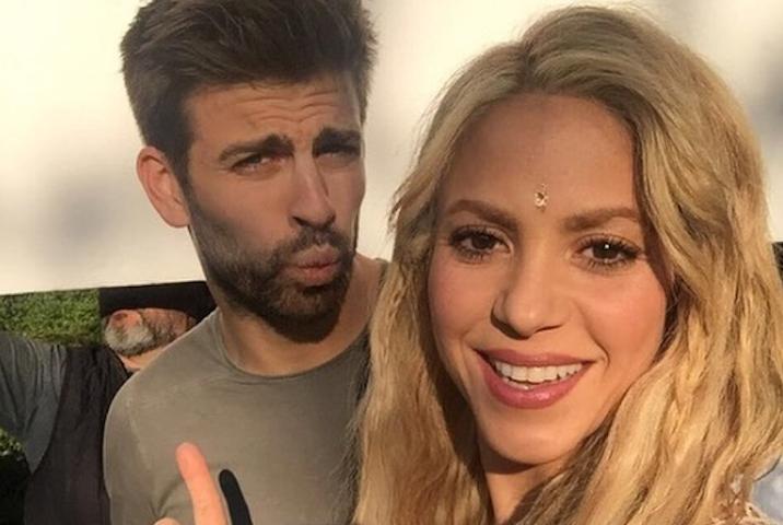 Шакира занимается сексом с мужем и другом
