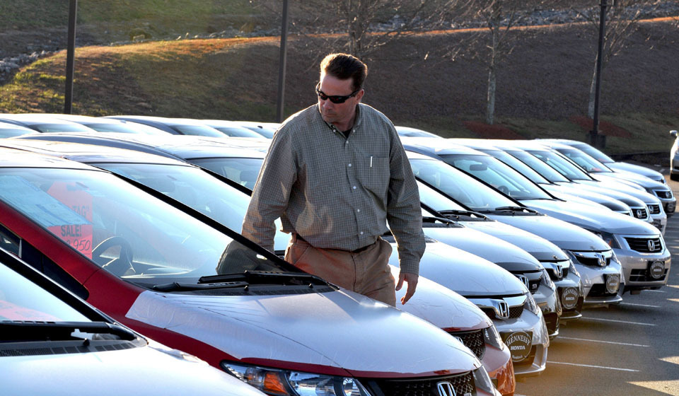 Бывшая жена продавца машины попала в суд