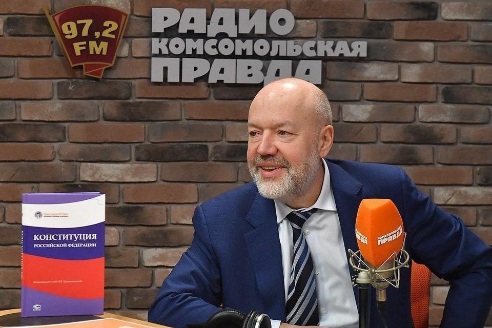 Павел Крашенинников рассказал, какие законы новая Госдума рассмотрит в первую очередь