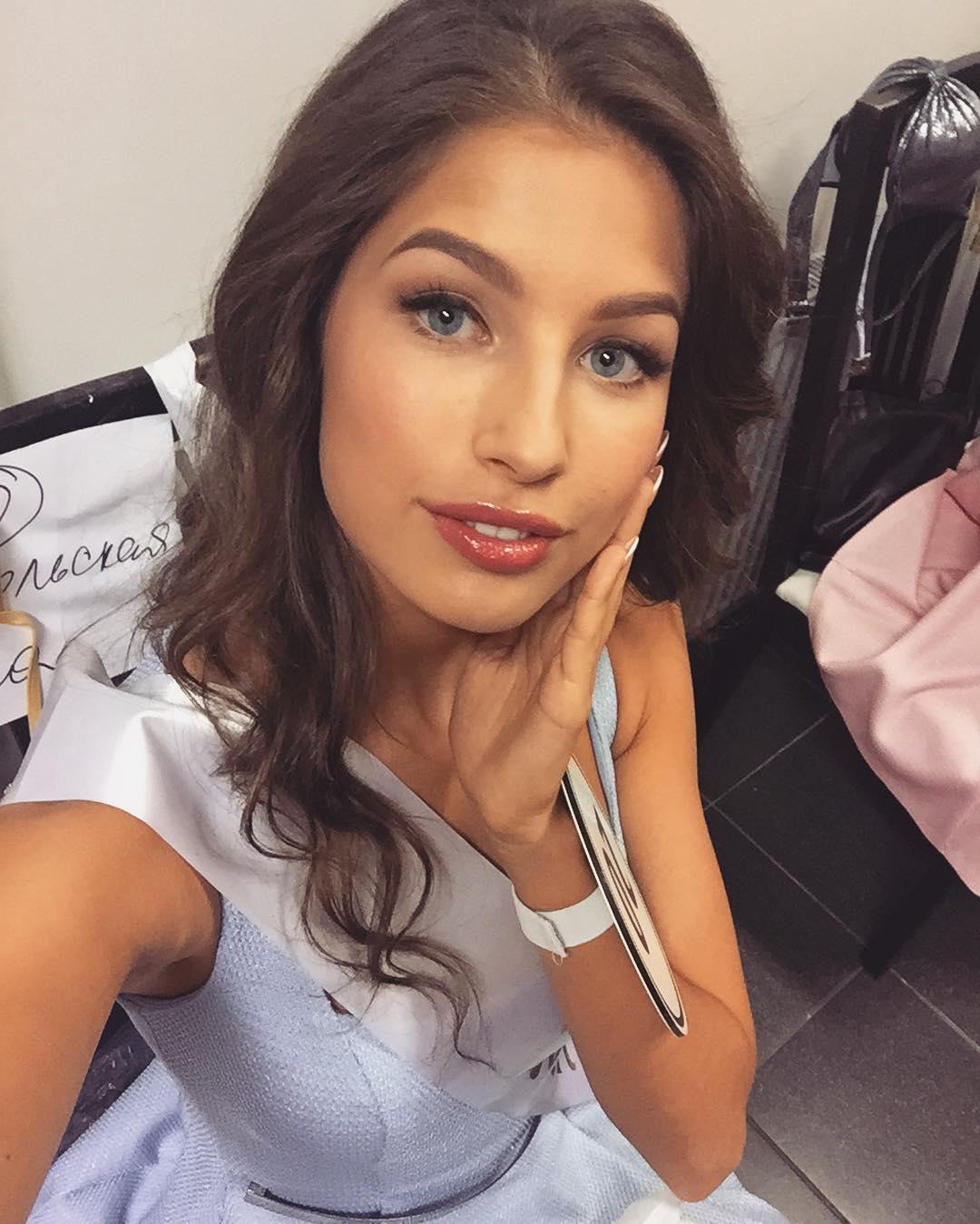 мисс россия-2016 яна добровольская фото