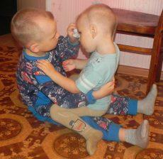 Валковые Сергей и Тимофей