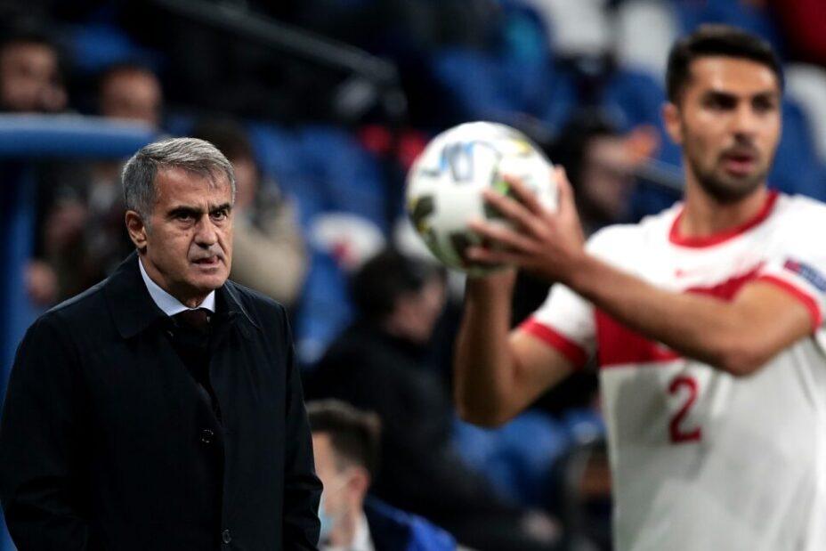 Под руководством Шенола Гюнеша турки выигрывали бронзу ЧМ-2002, теперь на Евро от тренера ждут нового чуда. Фото: Global Look Press