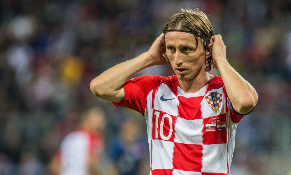 Главная звезда сборной Хорватии - это Лука Модрич. Фото: Global Look Press