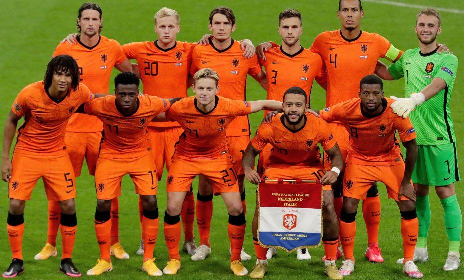 Отборочный турнир Евро-2020 Нидерланды прошли с единственным поражением. Фото: Global Look Press