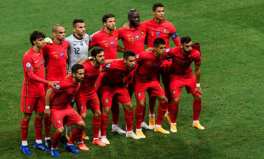 Сборная Португалии рвется к новым высотам. Фото: Global Look Press