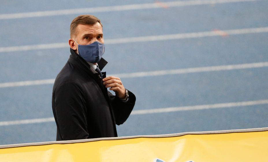 Андрей Шевченко не приехал на тренировочный сбор национальной команды. Фото: Reuters