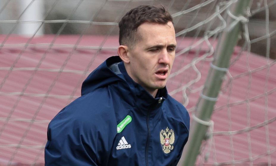 Андрей Лунев перебирается в Бундеслигу. Фото: Global Look Press