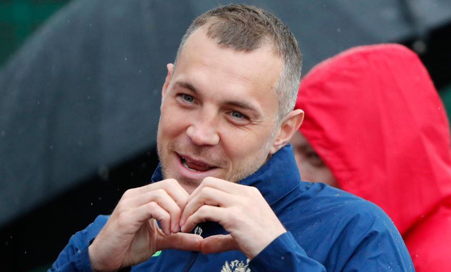 Артема Дзюбу жители России любят и считают лучшим футболистом Евро-2020. Фото: Reuters