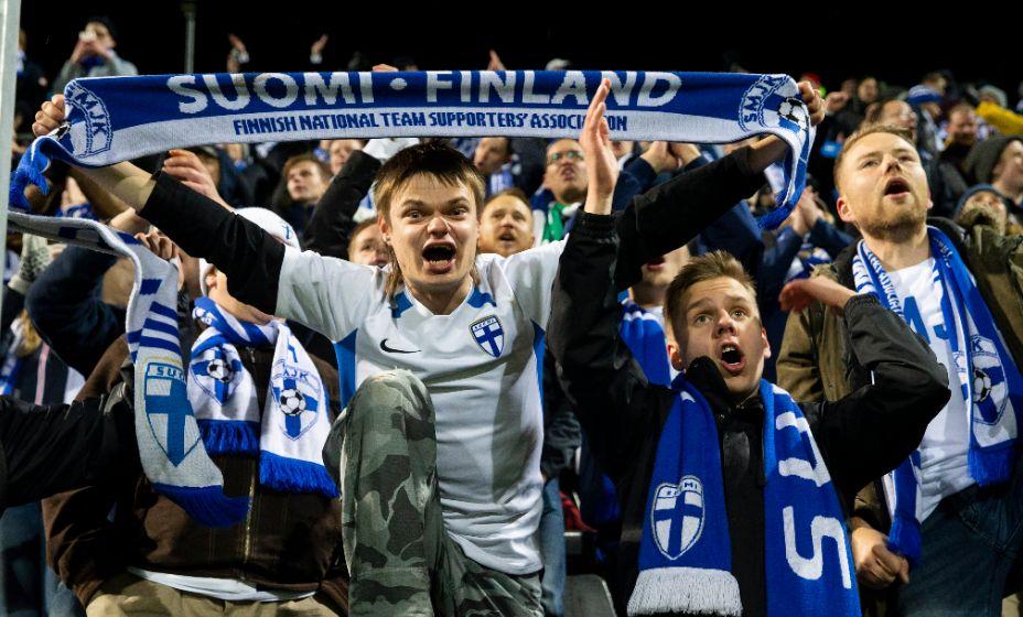 Все равно в Петербурге ожидается больше всего финских болельщиков. Фото: Global Look Press