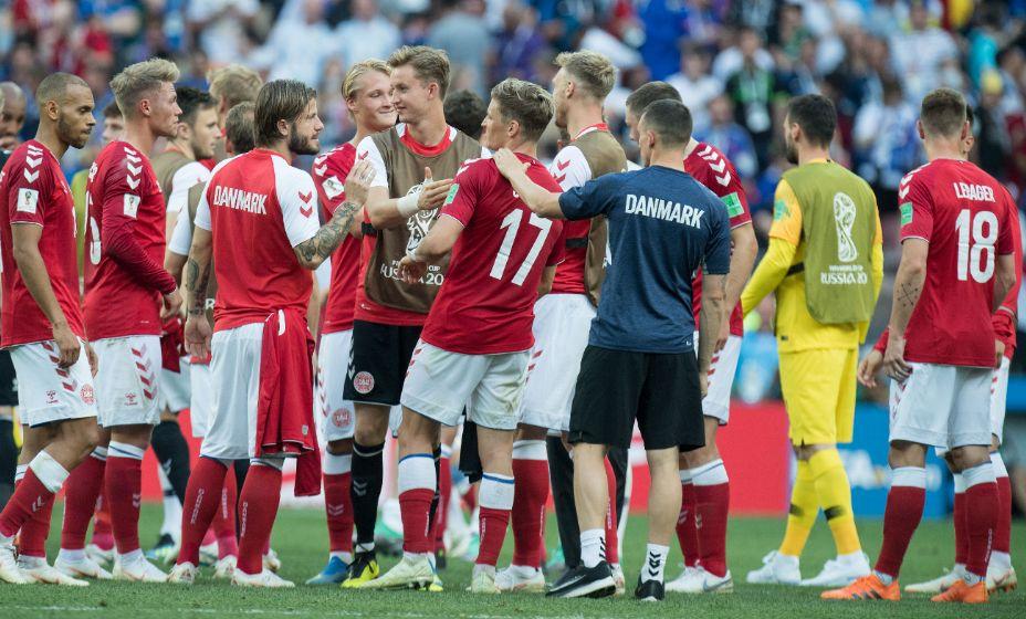 Сборная Дании в расширенном составе будет готовиться к Евро-2020. Фото: Global Look Press