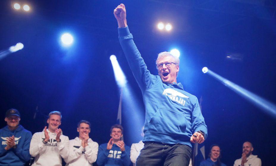Главный тренер сборной Финляндии Маркку Каневра определился с футболистами на Евро-2020. Фото: Global Look Press