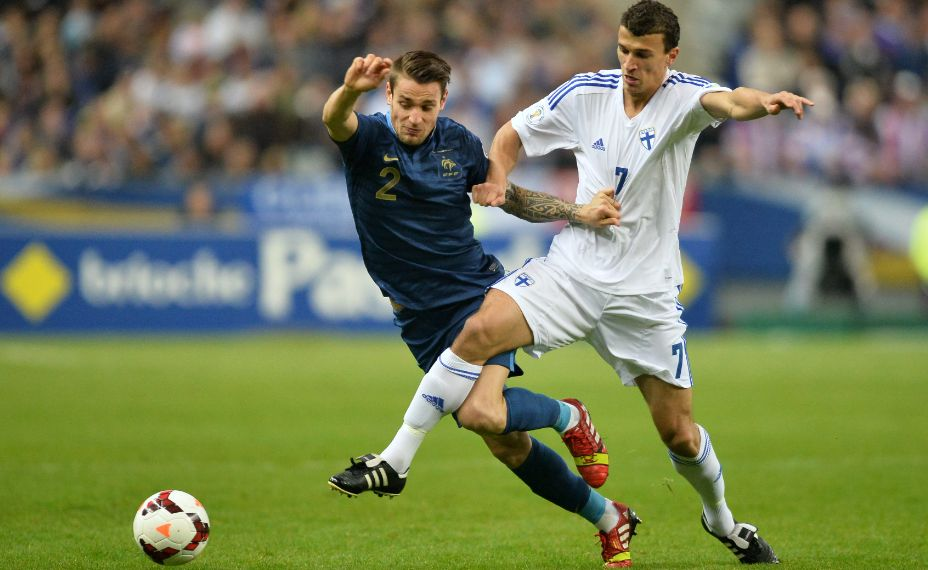 Роман Еременко провел за национальную команду Финляндии 73 матча, но с 2016 года в сборную не вызывался. Фото: Global Look Press