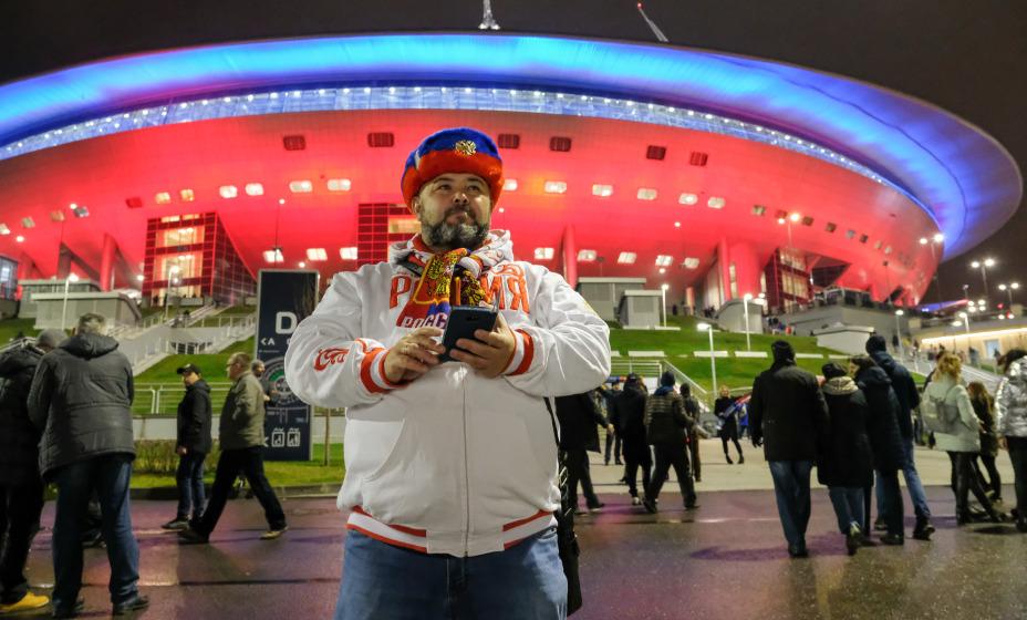 Стадион Санкт-Петербурга примет семь матчей чемпионата Европы. Фото: Комсомольская правда