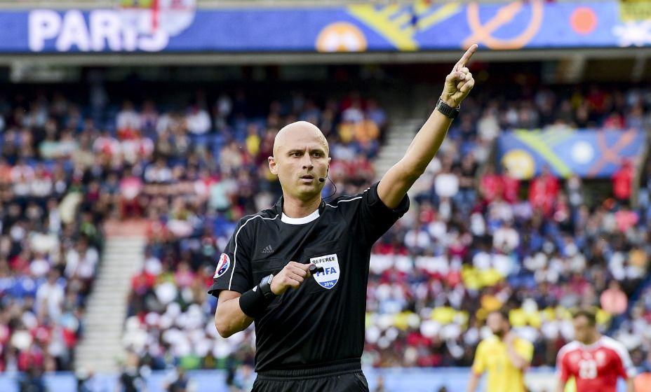 Сергей Карасев работал на Евро-2016 и ЧМ-2018, а теперь ему предстоит судить матчи чемпионата Европы-2020. Фото: Global Look Press
