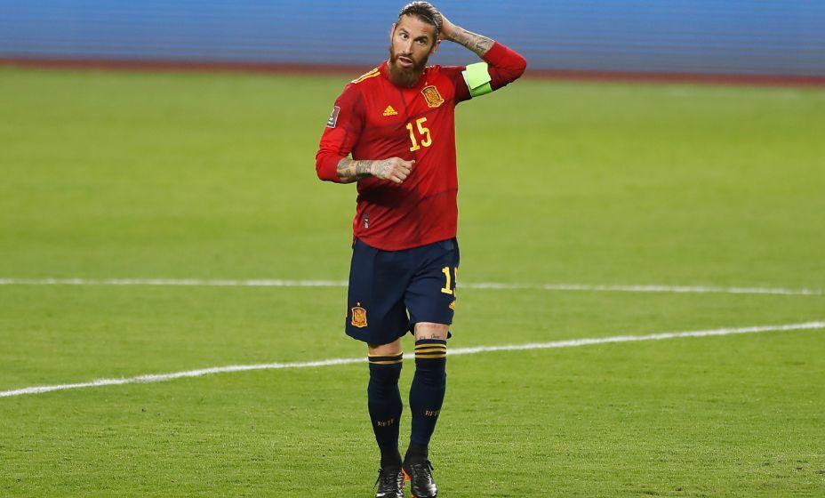 Рамос отказался от Евро-2020. Фото: Global Look Press
