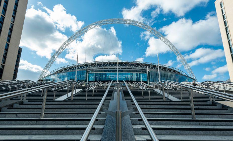Стадион «Уэмбли» примет финал Евро-2020 с 75% заполненных трибун. Фото: Global Look Press