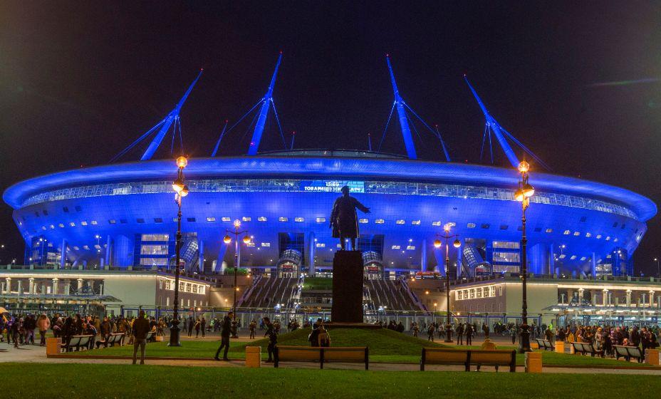 Вечерний матч Россия - Бельгия, который состоится на Газпром Арене, обслужит испанец. Фото: Global Look Press