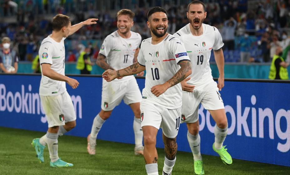 Благодаря результативной игре итальянцев считают одним из фаворитов Евро-2020 Фото: Rеuters