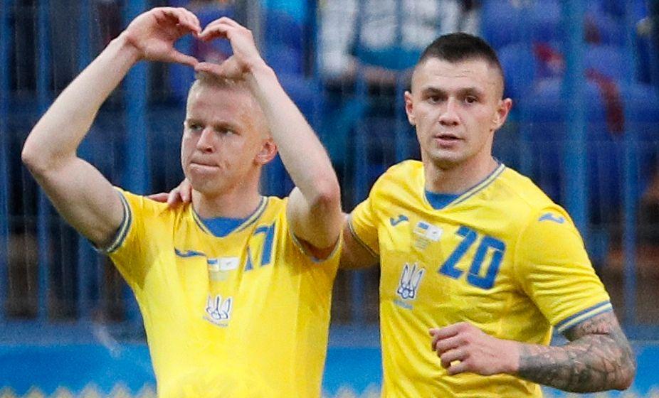 Сборная Украины продолжает выступление на Евро-2020. Фото: Reuters