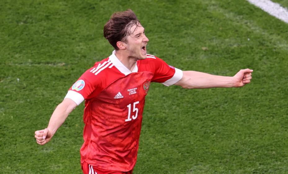 Полузащитник сборной России Алексей Миранчук принес победу команде в матче с Финляндией. Фото: Reuters