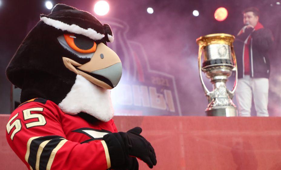 Действующим обладателем Кубка Гагарина является «Авангард». Фото: ТАСС