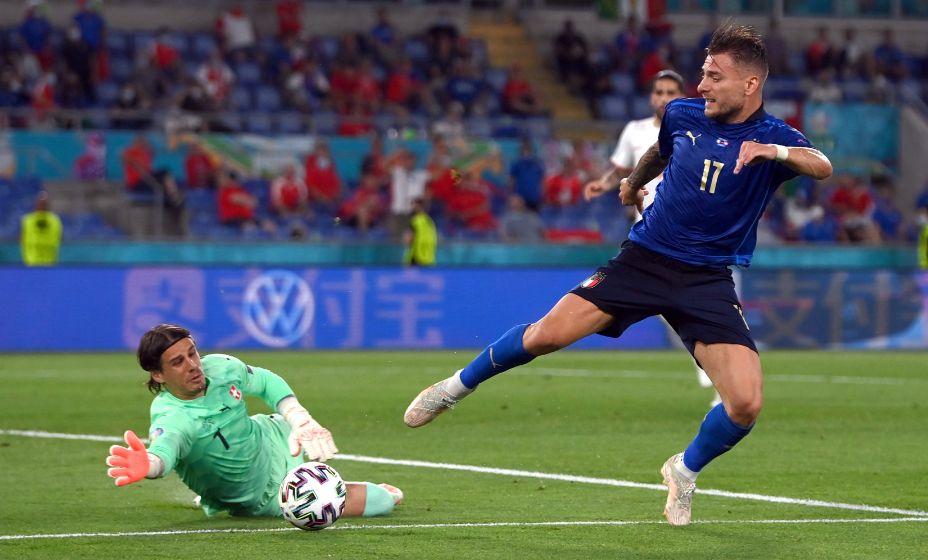 Чиро Иммобиле и его товариши на на групповом этапе Евро-2020 показали отличный футбол. Фото: Reuters