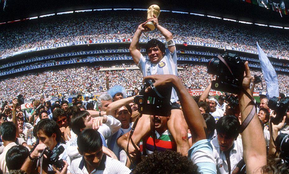Бельгийцев в Мексике остановили в полуфинале только будущие чемпионы Аргентины с гениальным Диего Марадоной. Фото: Global Look Press